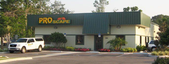 Wonderful Proscape Office Orlando
